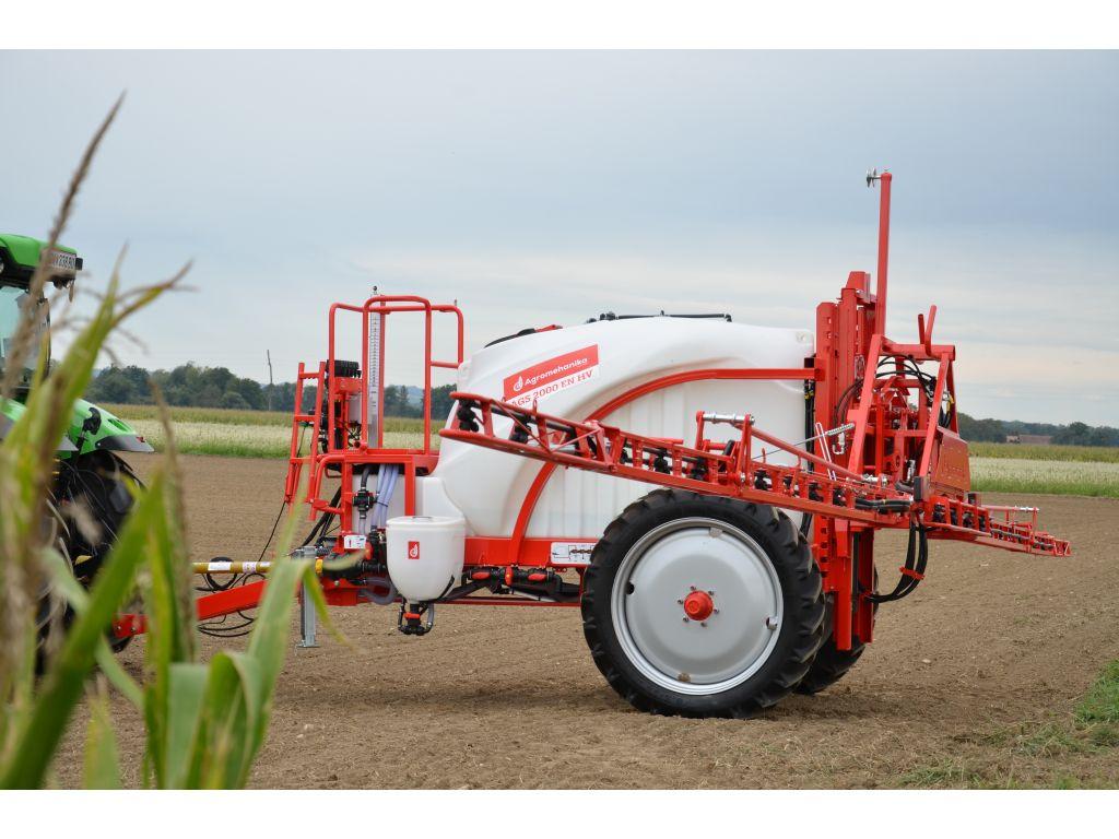 Agromehanika poljoprivredni stroj