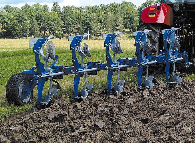 Oeverum poljoprivredni stroj