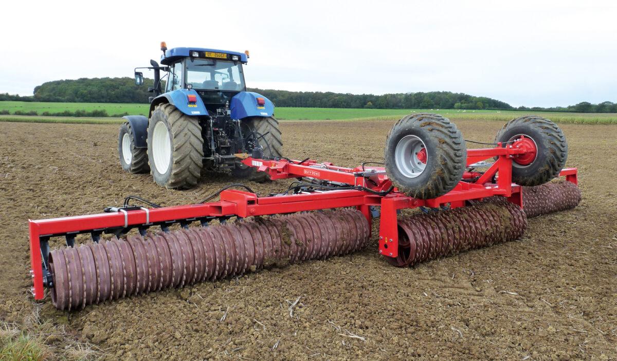 Quivogne poljoprivredni stroj
